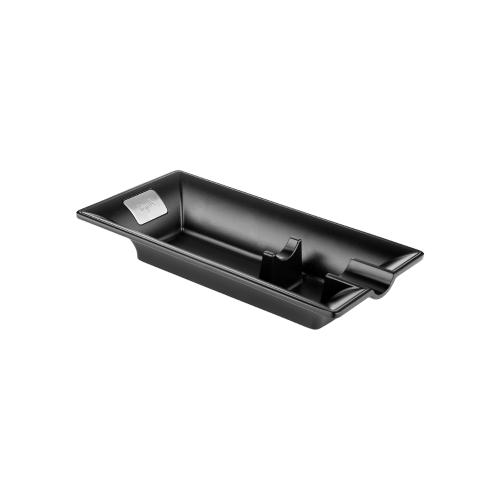 Angelo cigar ashtray 1CT Metal Black-500×500