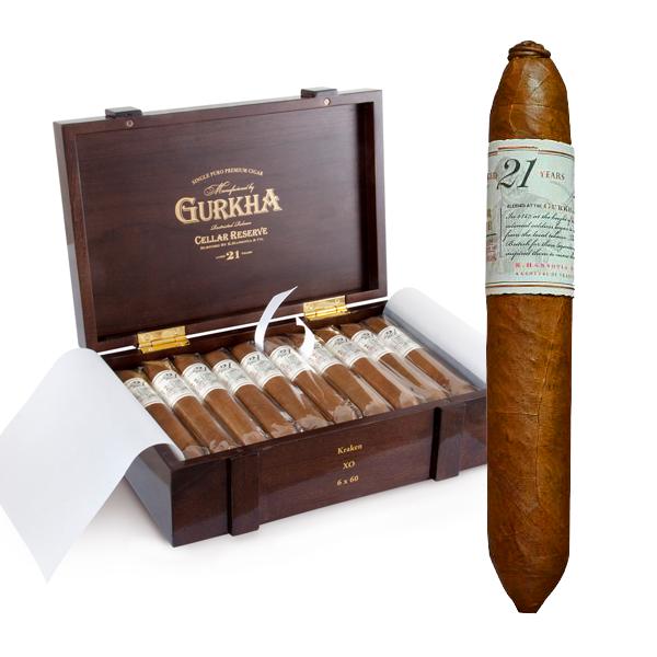 Gurkha-Cellar-Reserve-21-Year-Kraken-Bayside-Cigars